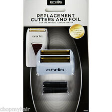 Andis Replacement Cutters & Foil #17155 for Andis Profoil Lithium Shaver #17150