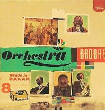 ORCHESTRA BAOBAB, Made In Dakar, Advance Release, New Sealed