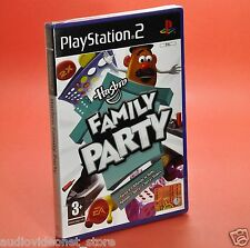 HASBRO FAMILY PARTY PS2 italiano nuovo