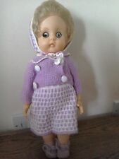 Vintage 1960's  Doll - Eye needs attention