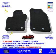 Tappetini Fiat 500X dal 2015 in poi due tappeti auto in moquette su misura per
