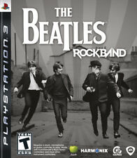 The Beatles: Rock Band (Game Only) PS3 New Playstation 3