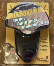 Hunters Specialties 00849 Turkey Tail Beard Mount Kit