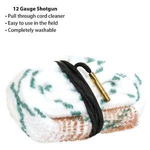 Bore Snake Rope 12 Gauge Shotgun Barrel Cleaner Cleaning Kit Rope 12GA Boresnake