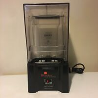 Blendtec K-TEC ICB3 Commercial Blender Smoothie Maker Smoother Soundproof Case