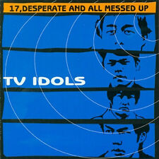 TV IDOLS 17, Desperate And All Messed Up LP . dead boys phantom rats devil dogs