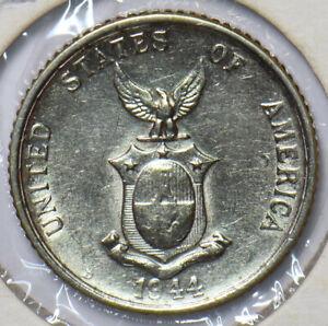 Philippines 1944 20 Centavos 193642 combine
