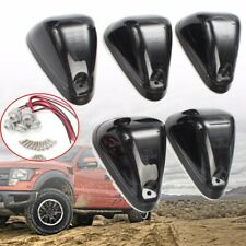5x Cab Roof Top Marker Smoked Lens Car Running Light Cover For Pickup Truck SUV