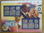1978 United States Uncirculated Mint Set Panel - Postal Commemorative Society
