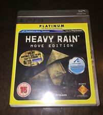 HEAVY RAIN (MOVE EDITION) | PS3 PLAYSTATION 3 AUS GAME