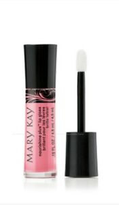 Mary Kay Nourishine Plus Lip Gloss ~ Pink Parfait NIB