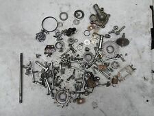 08 HONDA CRF 250R Engine /Body Hardware Lot oem stock #2