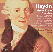 CD HAYDN GREAT PIANO SONATAS RONAN O'HORA  20 23 48 28