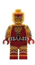 Custom minifigure Shocker super-héros (spiderman) imprimée sur pièces lego