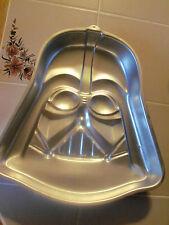 Wilton Cake Pan 1980 Star Wars Darth Vader 502-1409 + Printable Instructions EXC