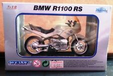 10606 Welly - BMW R1100 RS - 1:18 - MINT IN BOX