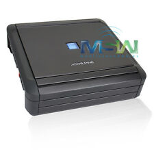 NEW ALPINE® MRV-F300 4-CHANNEL V-POWER CAR AUDIO AMPLIFIER AMP 300W RMS MRVF300