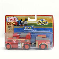 THOMAS THE TANK & FRIENDS - WOOD FLYNN FIRE TRAIN CREW - LEARNING CURVE **NEW**