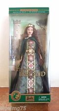 2001 Princess of Ireland Barbie Dolls of the World Collector NRFB (Z133) NM