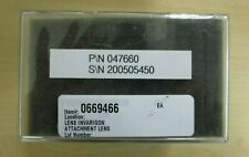 Melles Griot Invarigon 047660 Attachment Lens  NEW-open box