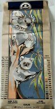 Semco Long Stitch Originals Australian Wildlife Series Budgerigars Birds Animals