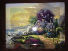 Thomas Kinkade's Seasons of Reflection Limited Edition Ceramic Plates