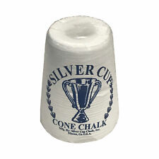 Silver Cup Billiards Pool Table Cone Chalk