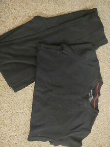 Boys lot thermal underwear climate smart size xL 14-16