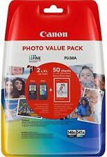 Canon Pg-540xl Cl-541xl cartucho Valuepack de tinta original negro XL y Trico...