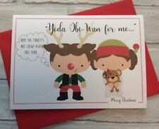 Christmas Star Wars Cards & Stationery for Personaliseds