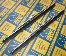 """1957-1965  GM Windshield Wiper Blades 13"""". Pair. Free Shipping"""