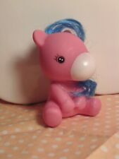 TAKARA Fakie Pony pink with blue hair .. my little Pony