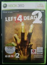 Japonais Xbox 360 Xbox One Left 4 Dead 2 Flambant Neuf Scellé. Anglais VOIX/SMS