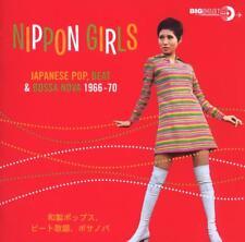 Sheila Burgel - Nippon Girls: Japanese Pop, Beat & Bossa Nova 1967-1969