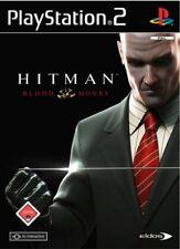 Hitman: Blood Money   Playstation 2 PS2