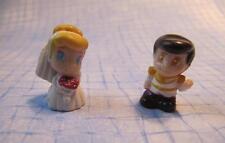 Squinkies Disney Princess CINDERELLA ROYAL CASTLE PRINCE CHARMING BRIDE GROOM