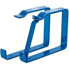 Draper Lockable Wall Ladder Rack Brackets Hangers Locking Safe Secure Storage