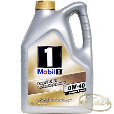Mobil 1 FS 0W-40 - 5 Liter VW 50200/50500 ACEA A3/B3 A3/B4 API SN/SM/SL/SJ