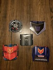 TAKARA Transformers Masterpiece Coin Lot 6 Coins