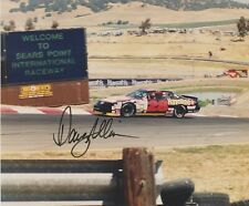 Daytona 500 Winner DAVEY ALLISON Signed NASCAR Auto Race 8 X 10 Photo
