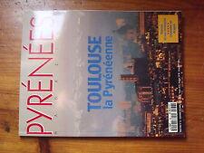 $$b Revue Pyrenees Magazine N°36 Toulouse  Montcalm  Aragon  Piment d'Espelette