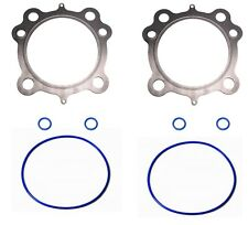 """Head and Base Gaskets Twin Cam 88, 96 3 3/4"""" .030 1999-16 (Multi Layered Steel)"""