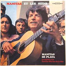 MANITAS DE PLATA Manitas Et Les Siens FR Press CBS S 63 078 LP
