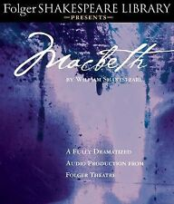 Macbeth : Fully Dramatized Audio Edition by William Shakespeare (2014, CD,...
