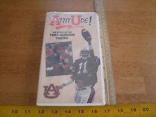 1993 Auburn Tigers Football Story AnnitUde! VHS tape sealed 1993 Bookstore only!