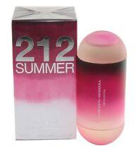 212 Summer Ltd. Edition By Carolina Herrera 2.0oz./60ml Edt For Women New In Box