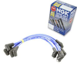 1 pc NGK Spark Plug Wire Set for 1969-1980 MG MGB 1.8L L4 - Engine Kit Set vf