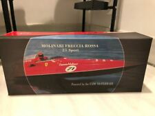 1/18 BBR Molinari Freccia Rossa V8 Ferrari F430