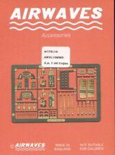 Airwaves 1/72 North American T-28 Trojan etch for Heller kit # AEC72110
