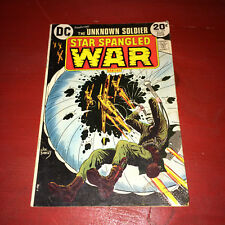 Star Spangled War Stories The Unknown Soldier No. 172 Aug. 1973 DC Comic